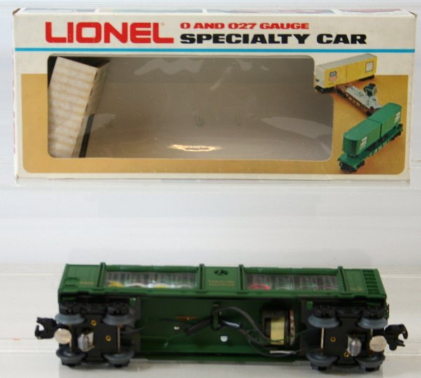 32: RARE LIONEL AQUARIUM CAR 6-9308 - 3