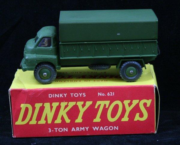 280: DINKY 621 - 3 TON ARMY WAGON