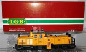 211: LGB #20670 TRACK CLEANER.  LGB 20670
