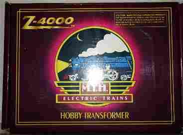 294: MTH #40-4000 Z4000 TRANSFORMER. MTH 40-4000