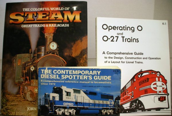 "700: K-LINE ""K-1"" OPERATING BOOK, DIESEL SPOTTERS GUIDE"