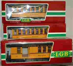 921: LGB G GAUGE DURANGO & SILVERTON 3081 COMBO, 2 #358