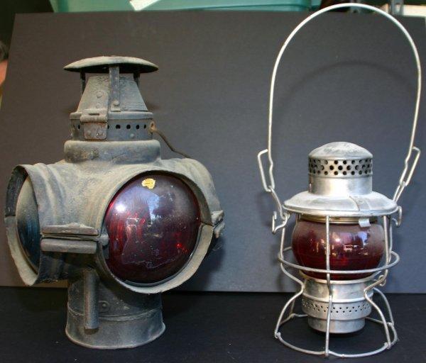 12: RR LAMPS Condition: EX  Box: NO