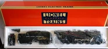 325: LIONEL 18005 NYC 1-700E HUDSON STEAM LOCOMOTIVE. C