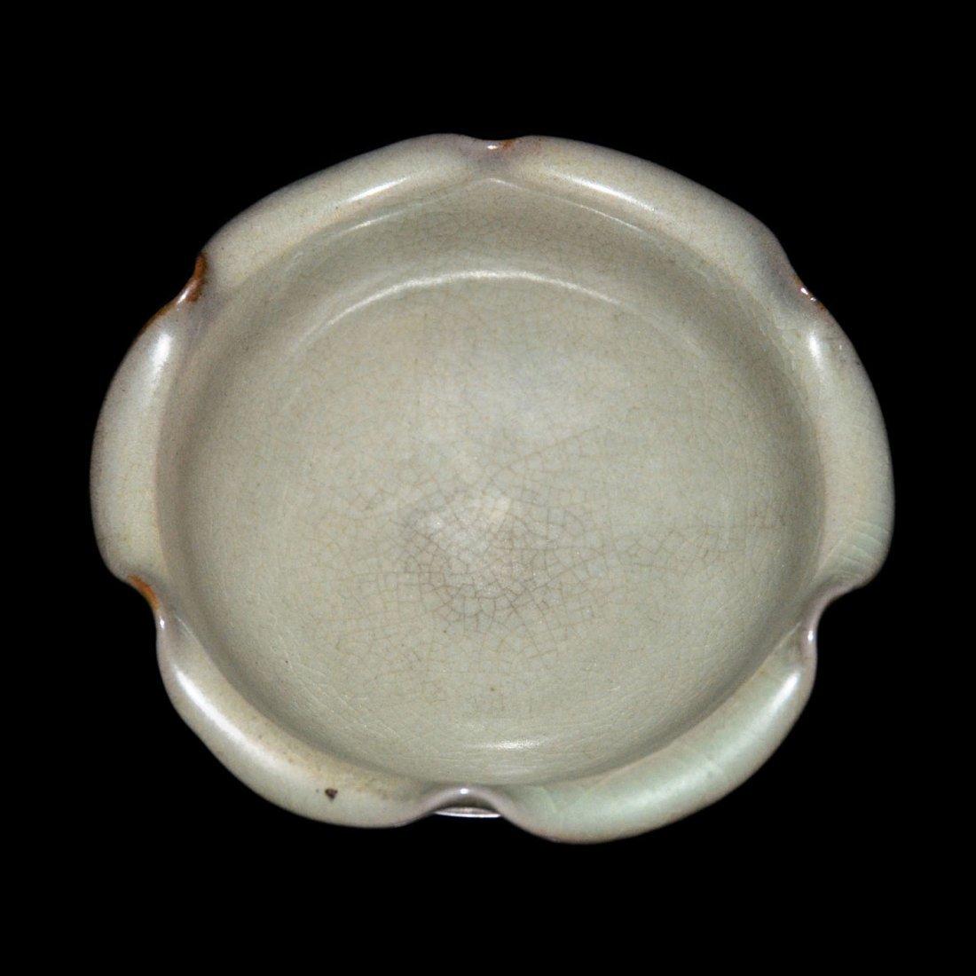 Song, LinRuyao Foliate Everted Rim Plate Provisional - 2