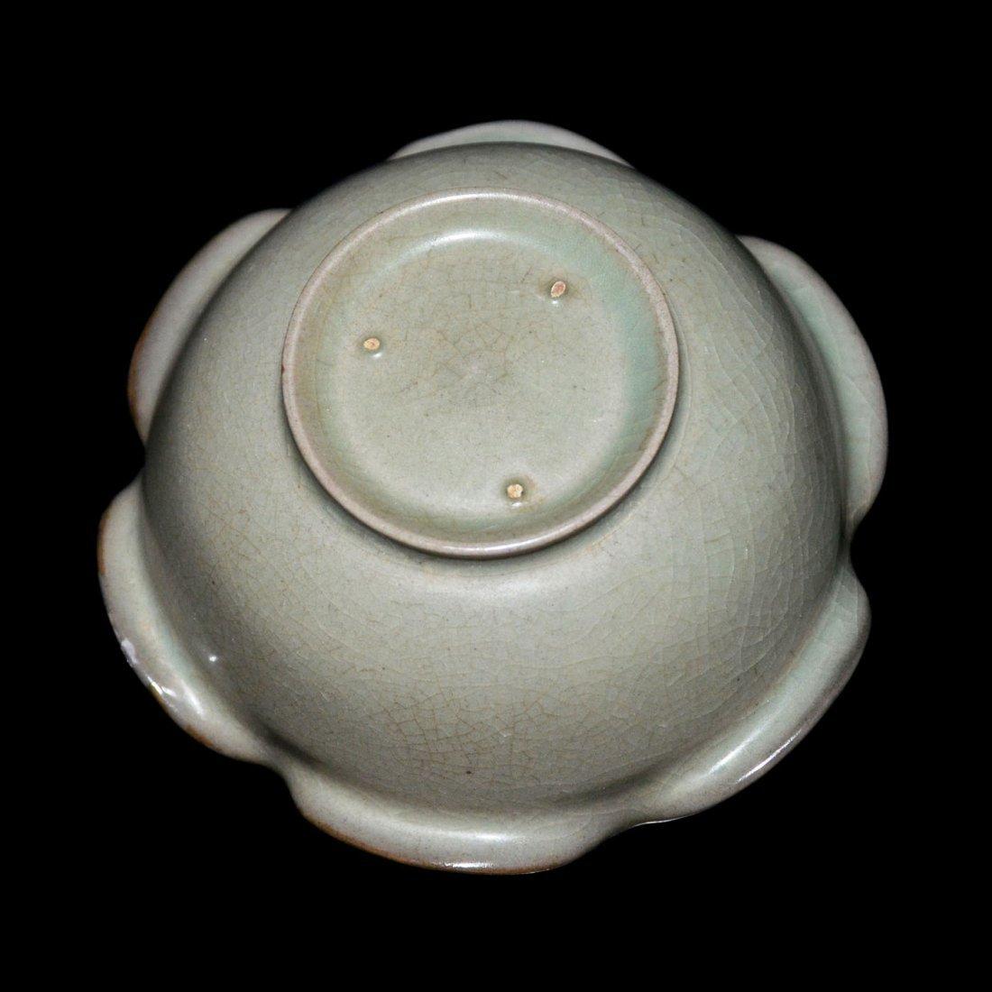 Song, LinRuyao Foliate Everted Rim Plate Provisional - 4