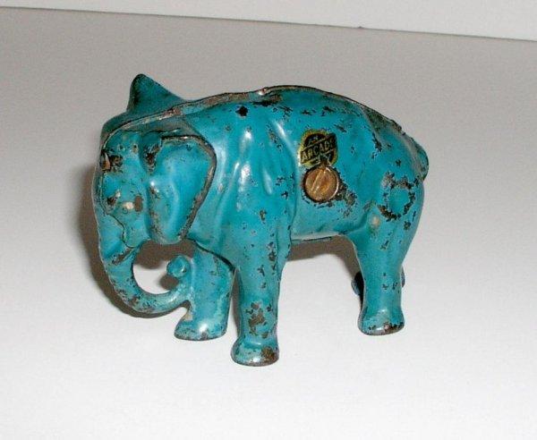 3: ARCADE ELEPHANT BANK CIRCA 1910