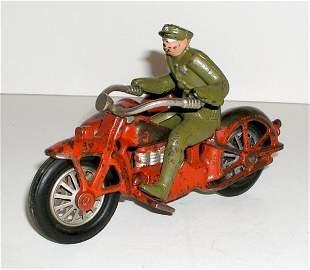 46: VINDEX HENDERSON MOTORCYCLE w/SIDECAR