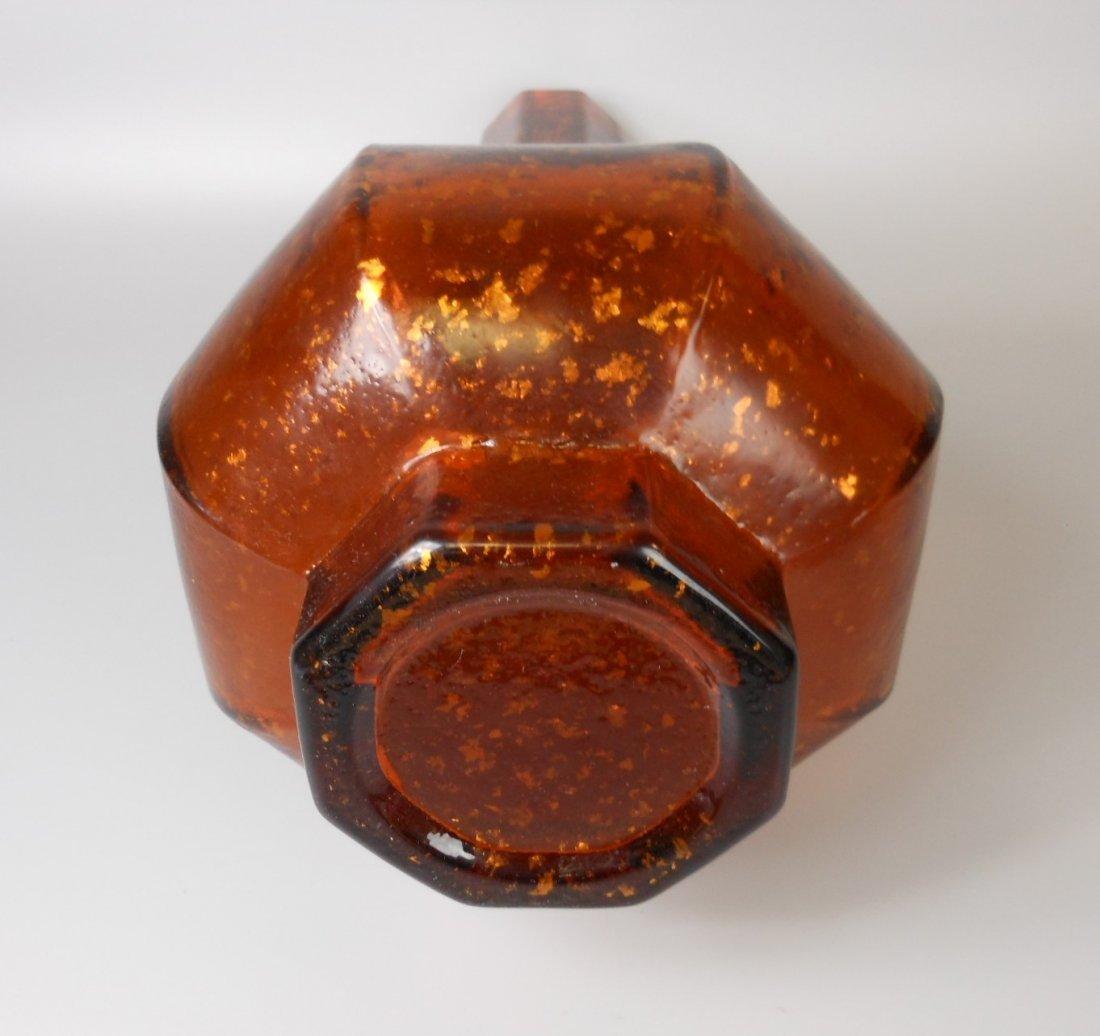 qing-dynasty Peking glass vase - 7