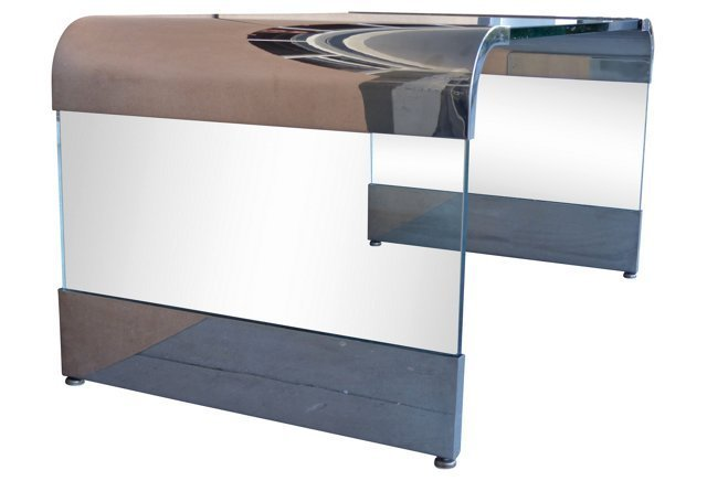 Waterfall Coffee Table By Leon Rosen Pace Collection