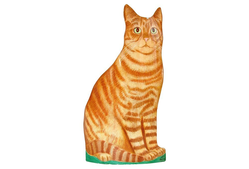 Cat Wastebasket By Fornasetti