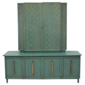 Renzo Rutili Johnson Furniture Credenza