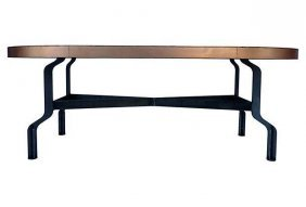 Industrial Coffee Table By Kevin Shahan