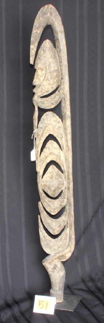 Yinman Hook Ancestral Spirit Figure Yipown Papua New