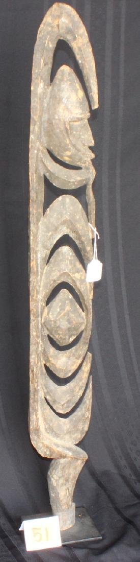 Yinman Hook Ancestral Spirit Figure Yipown Papua New - 2
