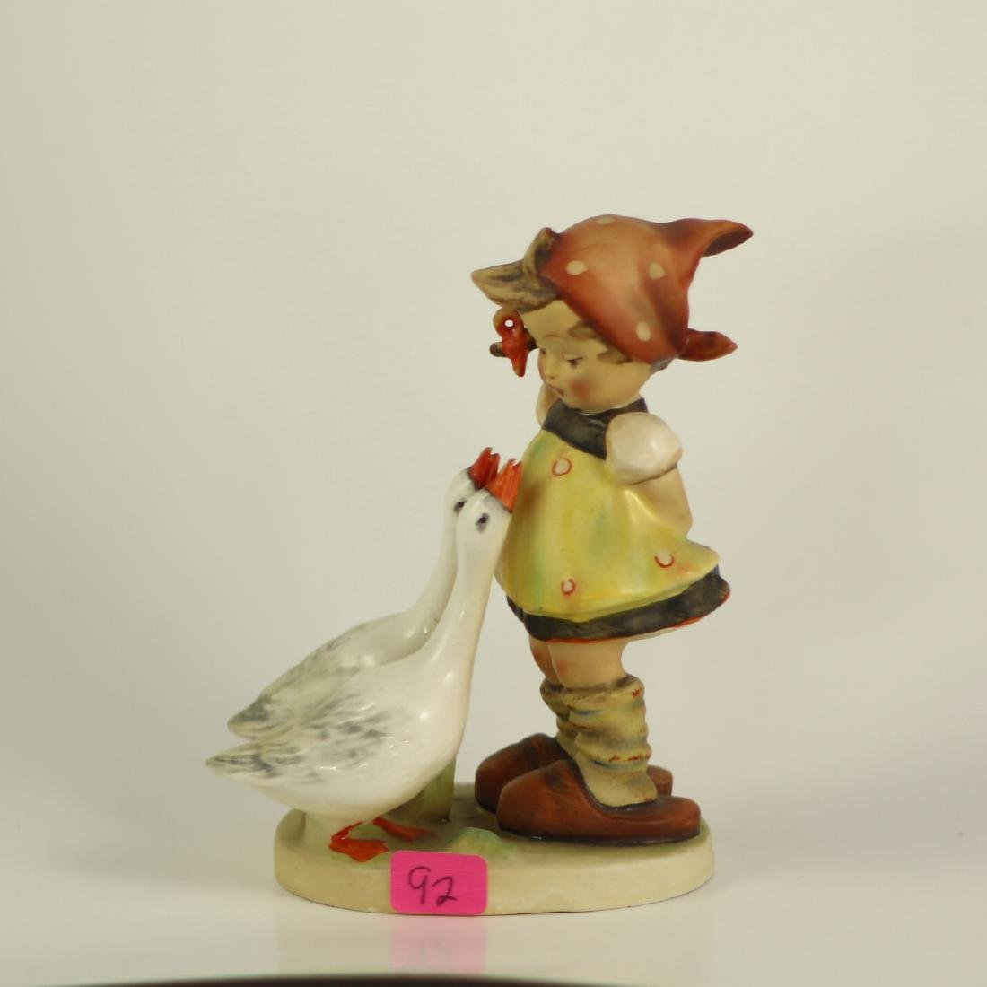 "Hummel Figurine 47/0 ""Goose Girl"" TMK 1 CROWN mark"
