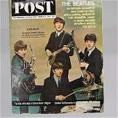 1976 Beatles Subway Size One Stop Poster & 1964 Post