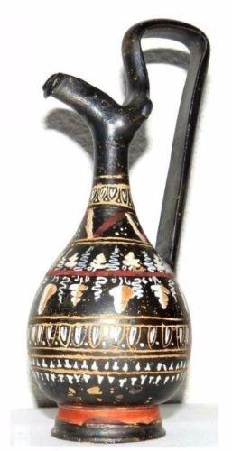 Greek Gnathia Pottery Prochous Jug . - 3