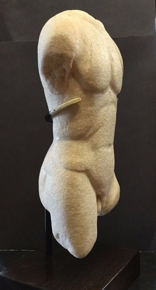 Ancient Greco -Roman  Torso of Apollo . - 2