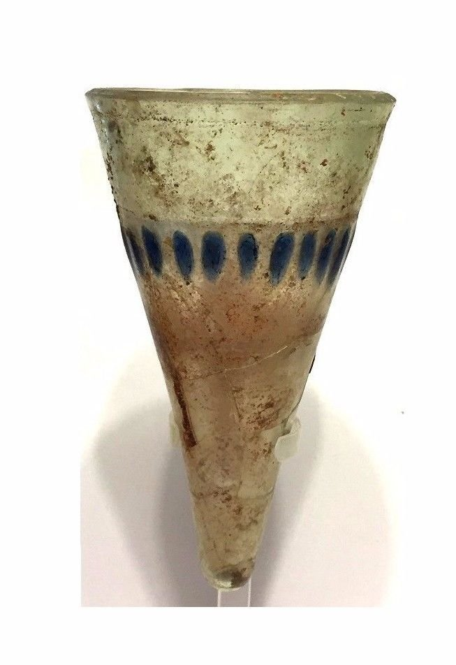 Ancient Roman Glass Cup. - 2