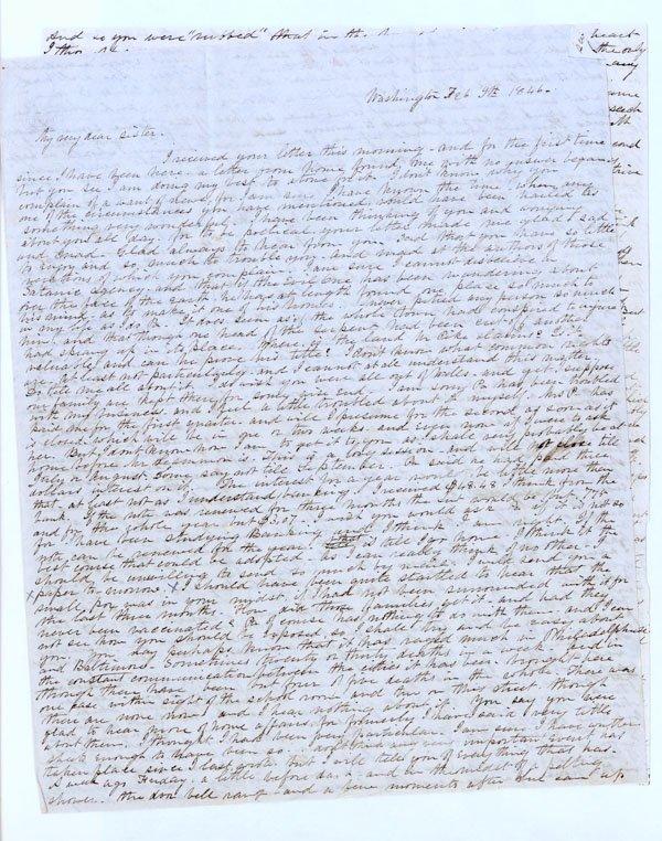 25: The tragic story of James Buchanan's Bachelorhood