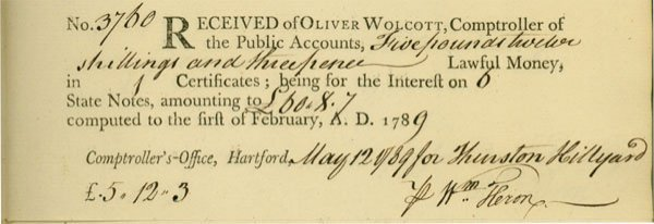 18: DS BY REV WAR DOUBLE AGENT WILLIAM HERON