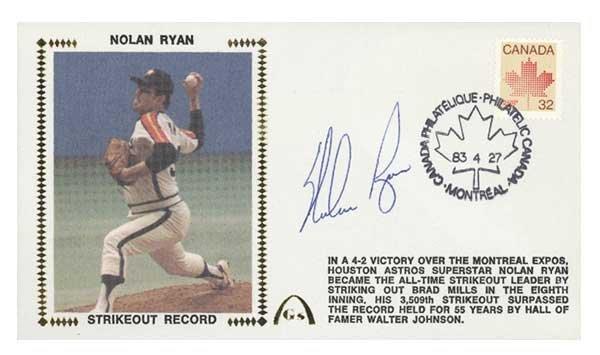 1003: NOLAN RYAN