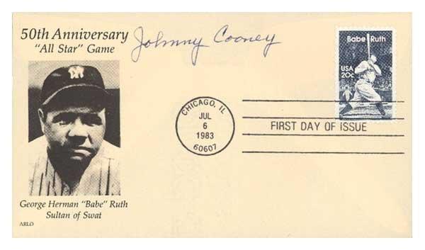 1015: JOHNNY COONEY