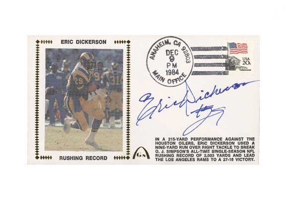 1016: ERIC DICKERSON