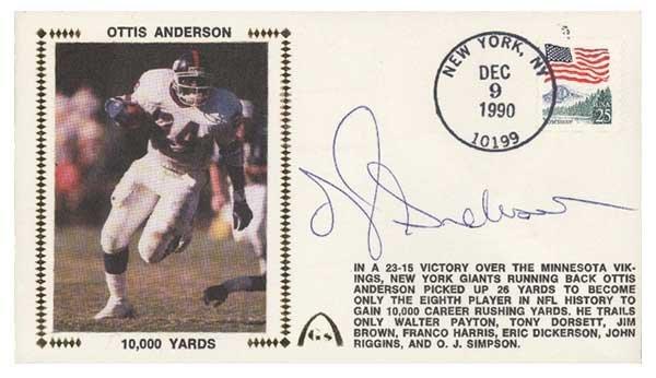 1018: OTIS ANDERSON