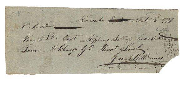 6: Connecticut Militia Brigadier General Joseph William