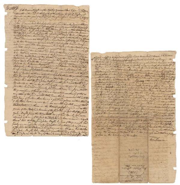 18: Fantastic Revolutionary War Document!