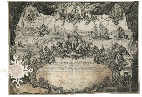 14: The Real Compania De San Sevilla