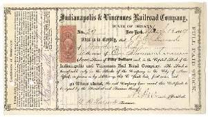 220: Ambrose E. Burnside Signs As President