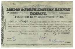 807: London & North Eastern Railway Company Stock