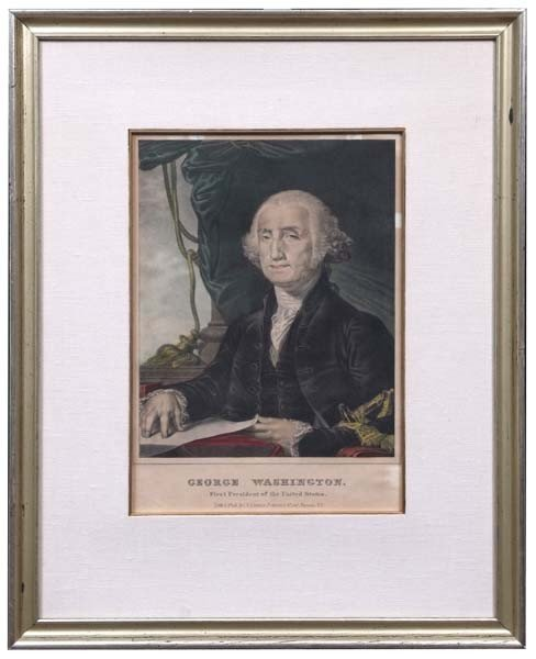 2: George Washington First President of the U S