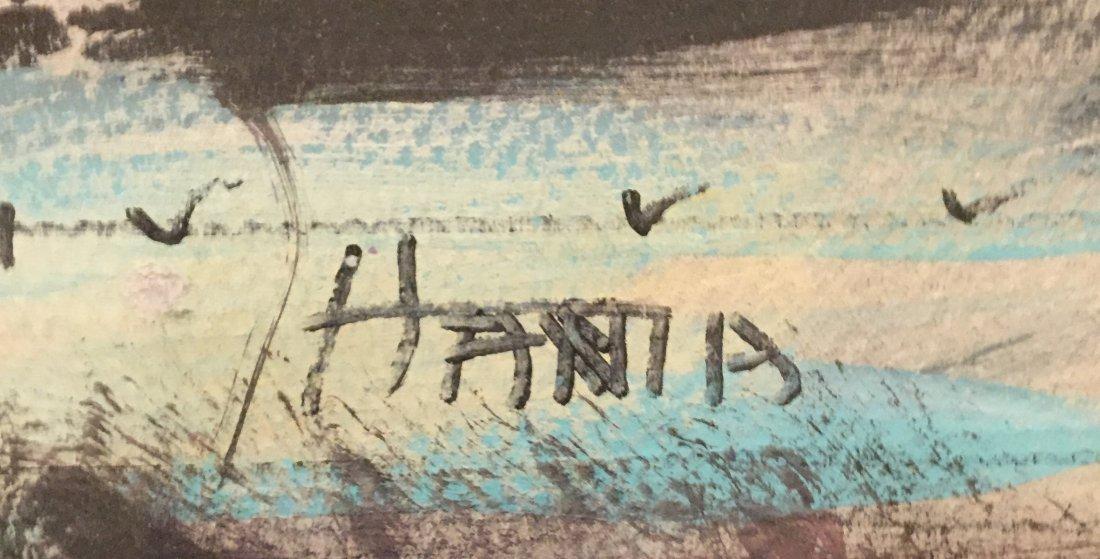 HANIA signed Powerful Portrait of St. Maximilian Kolbe - 5