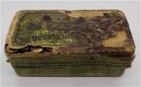 Scarce Union Metallic Cartridge Co .44 Ammo Box Full
