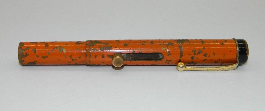 Vintage Parker .38 Caliber Tear Gas Pen Gun