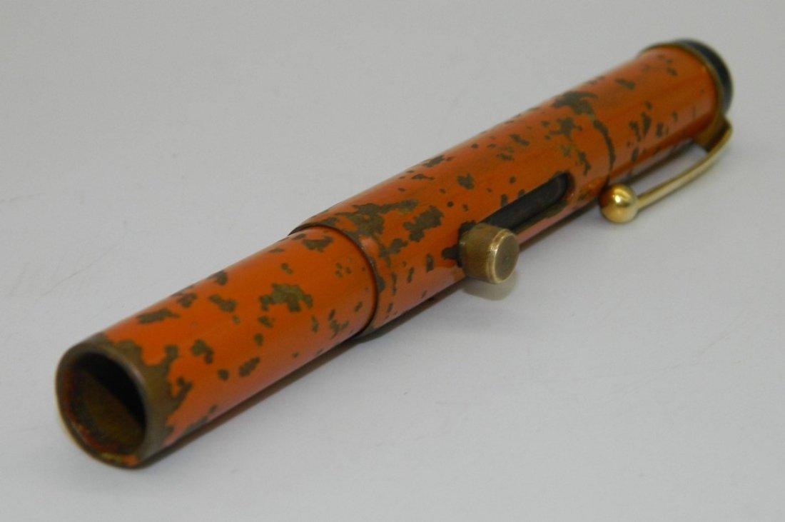 Vintage Parker .38 Caliber Tear Gas Pen Gun - 4