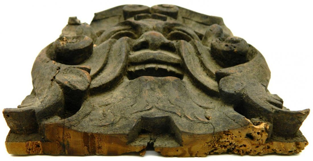 Architectural Salvage, Wormwood Carving,The Green Man - 7