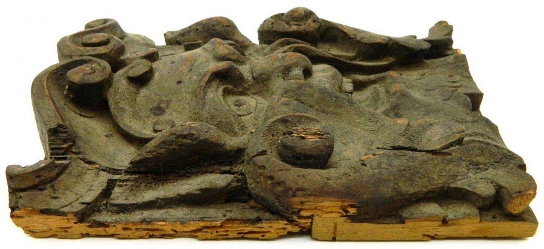 Architectural Salvage, Wormwood Carving,The Green Man - 8