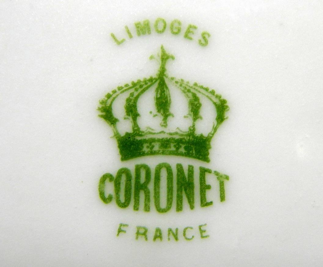 Limoges Hand Painted Wall Plate - 6