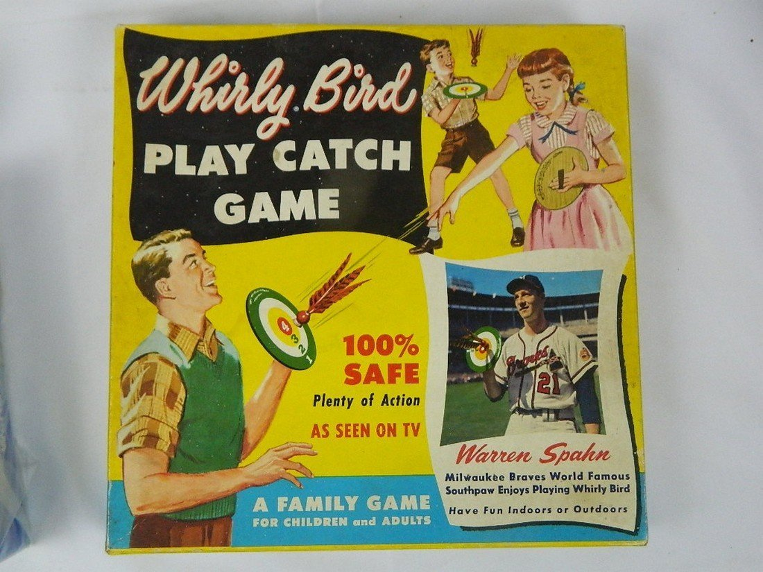 Lot of Vintage Baseball Board Games - 6