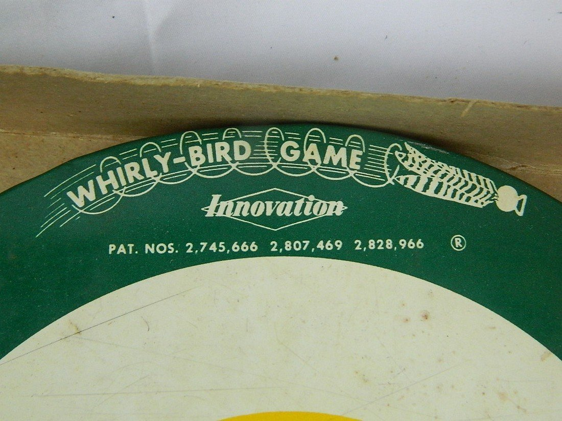 Lot of Vintage Baseball Board Games - 8