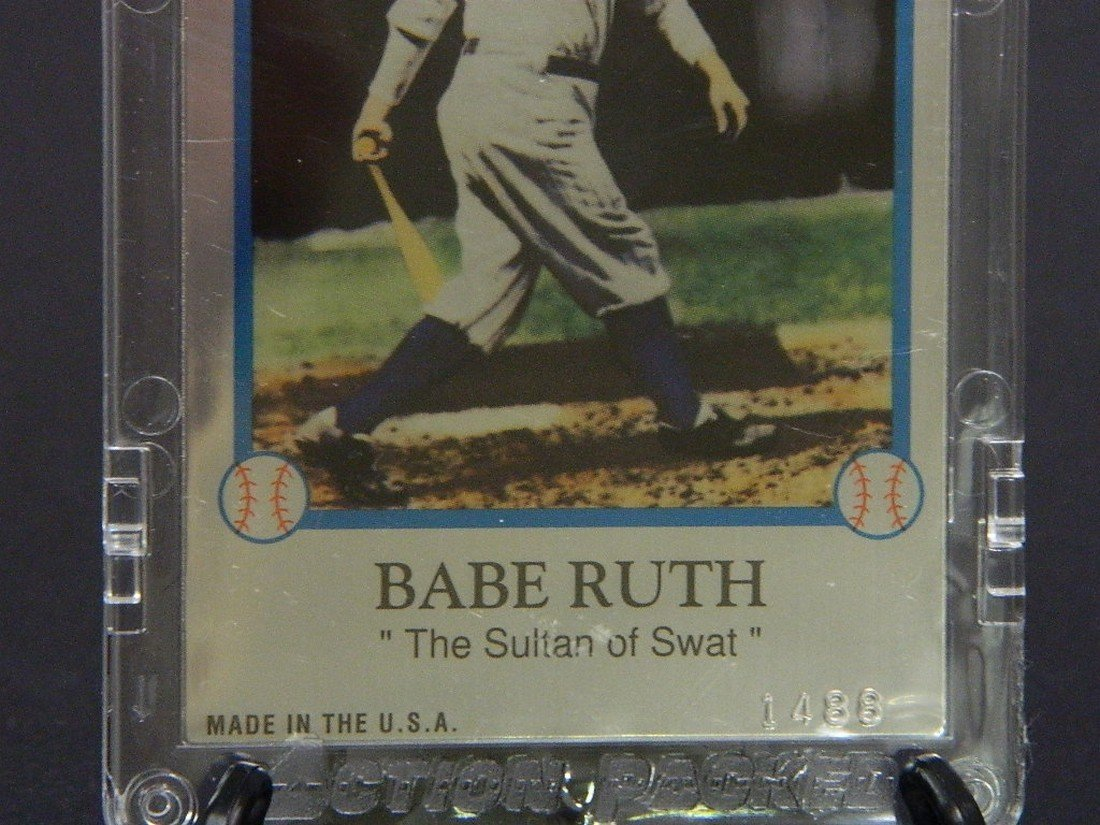 1994 Family of Babe Ruth Card - 2