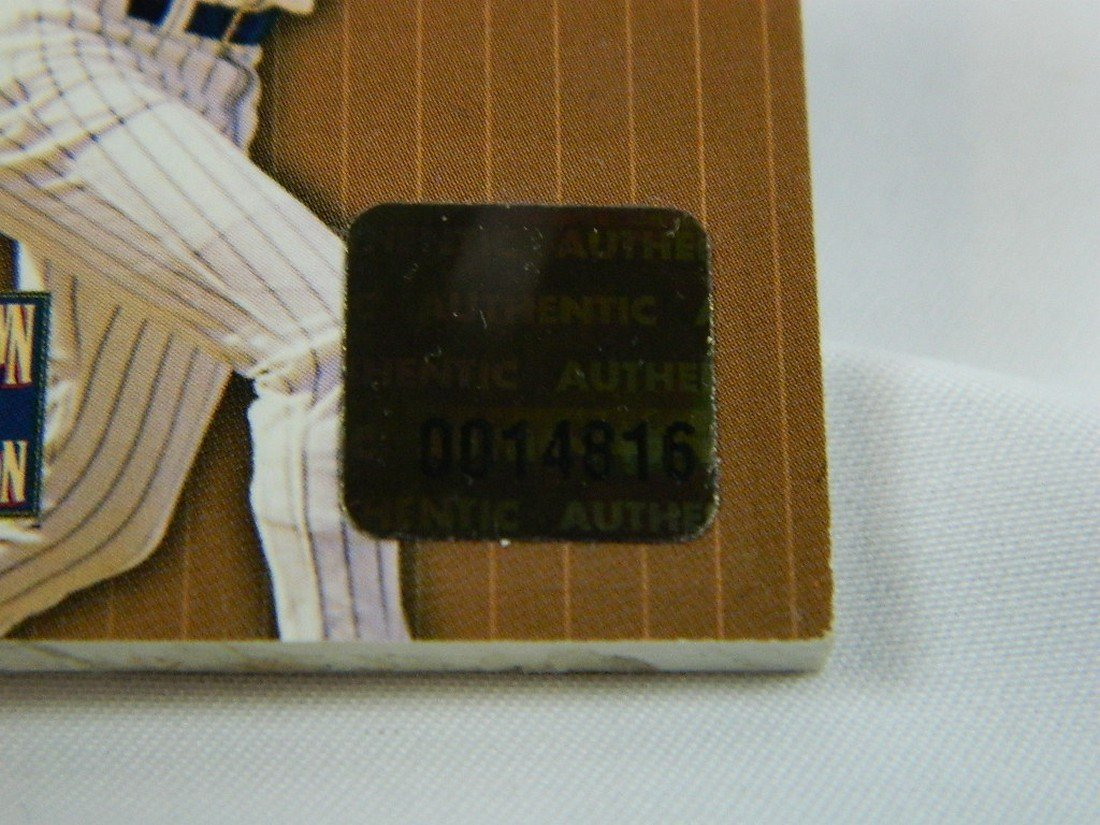 2000 Topps Stadium Relics #Sr1 Don Mattingly - 5