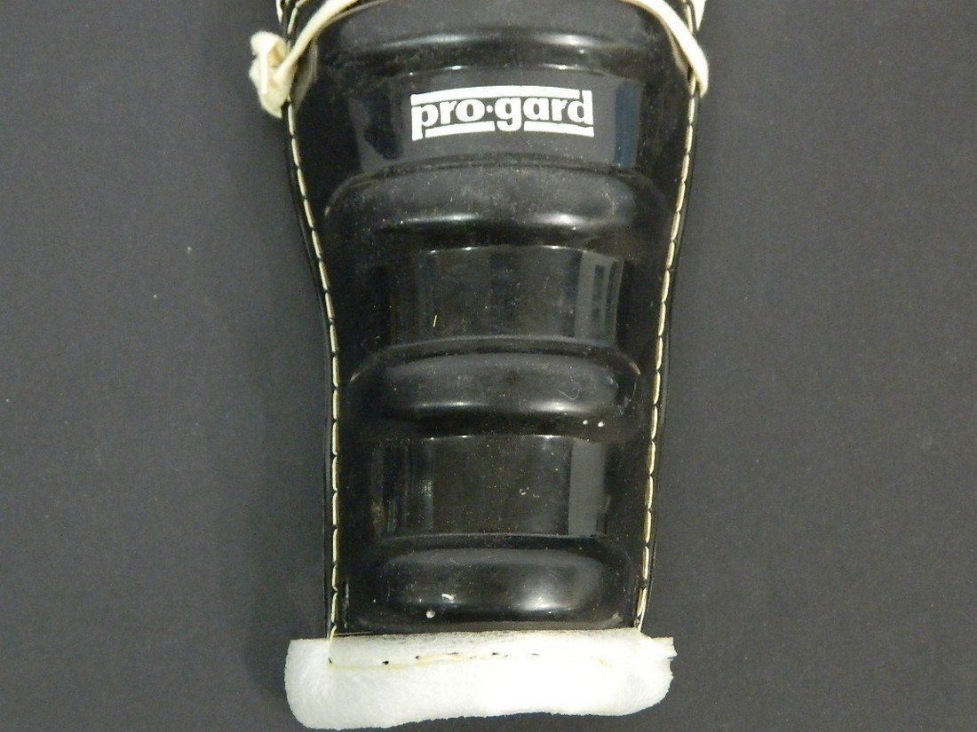 Vintage C.C.M. Bobby Hull Pro-Gard Shin Guard - 6
