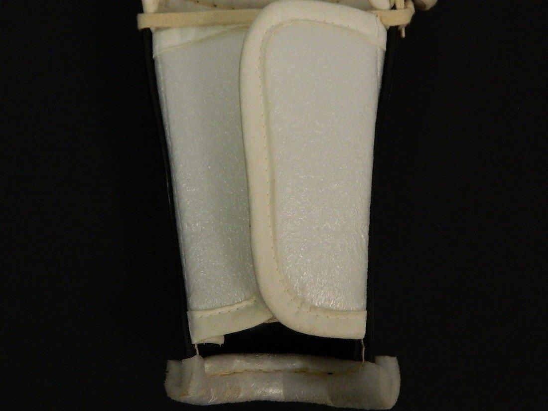 Vintage C.C.M. Bobby Hull Pro-Gard Shin Guard - 8