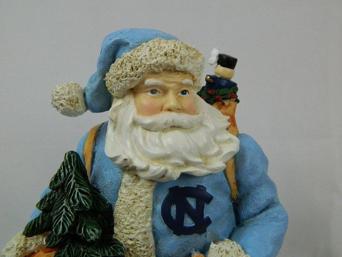 University of North Carolina Christmas Santa - 3